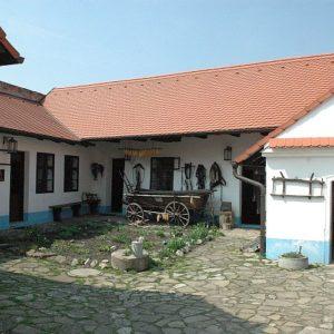 Kovárna v Těšanech. Foto: E. Řezáčová, TMB