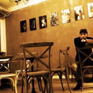 Iniciátor výstavy Petr Ivančic. Foto: RoŠt